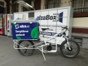 Company 4AVs.eu has launched new cargo bike delivery service for Alza